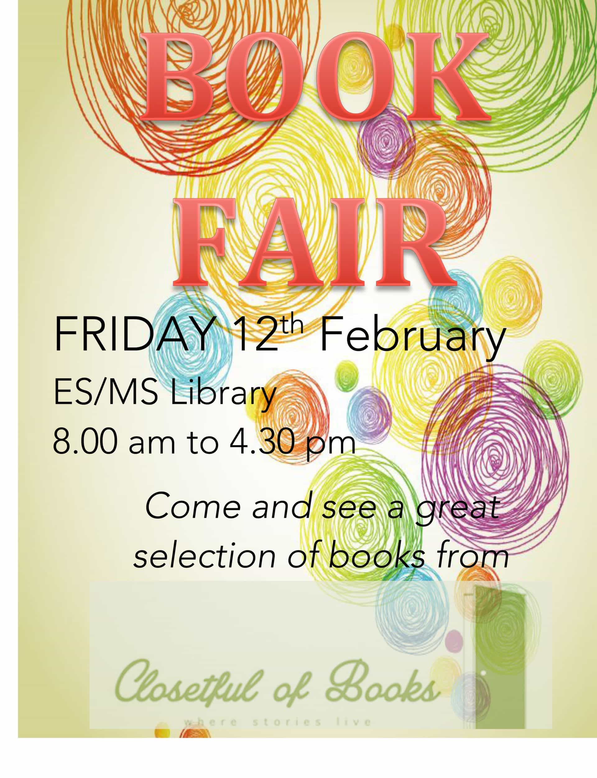 BookFair FEB