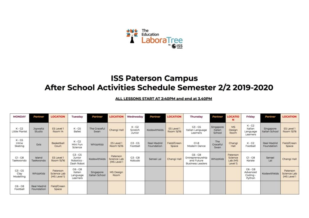 paterson-campus-activities-2019-2020-semester-2